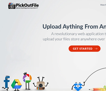 Pickoutfile Product