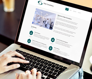 Sheer Consultancy Website